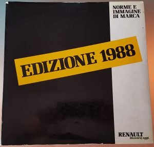 norme immagine marca renault